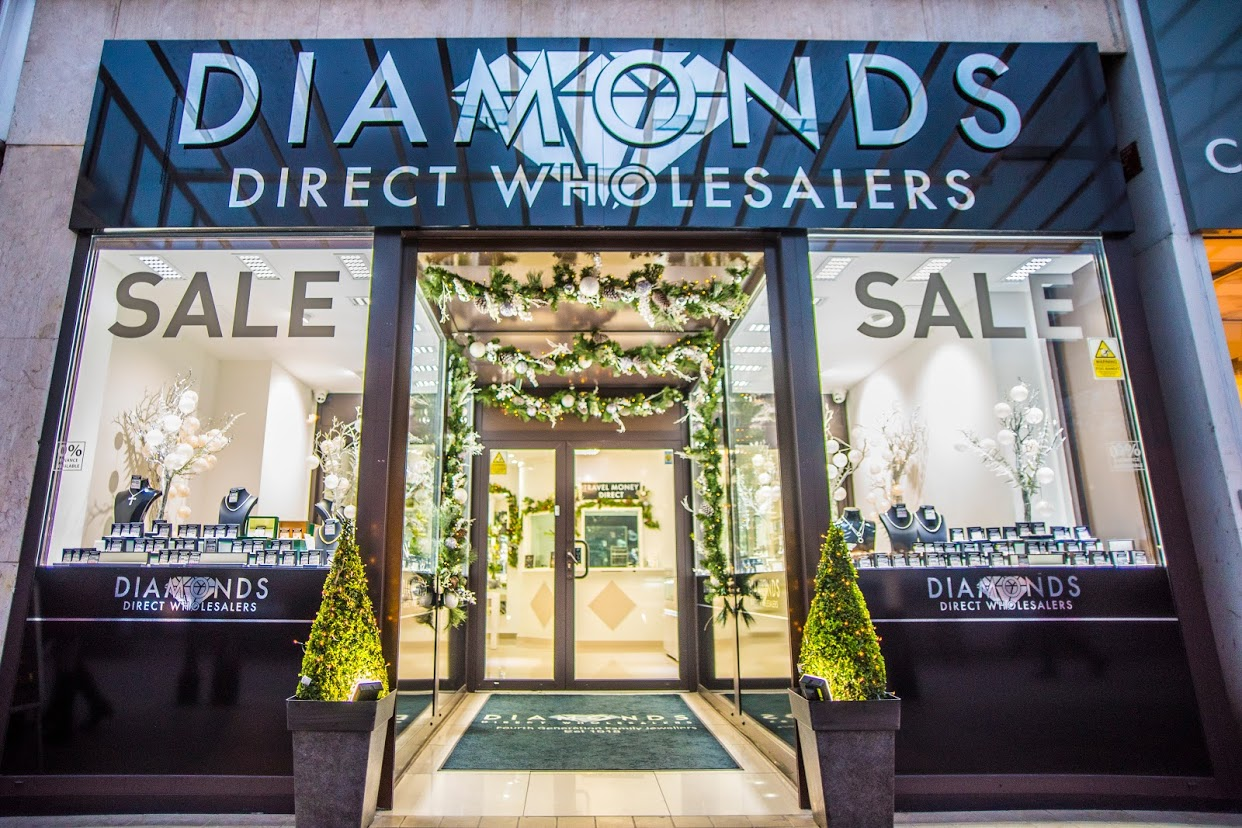 Diamond Direct Wholesalers | Diamonds Direct Wholesalers on Southports iconic Lord Street.